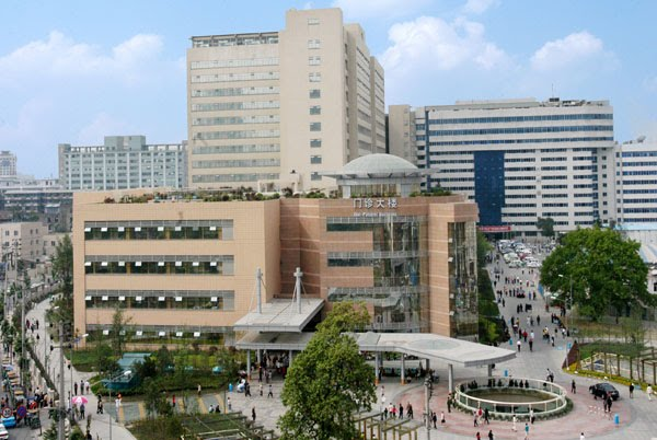 West China Sichuan Krankenhaus