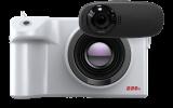 Thermal imaging camera FOTRIC 226B front view